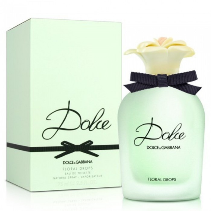 Dolce & Gabbana Dolce Floral Drops Edt, 75 ml