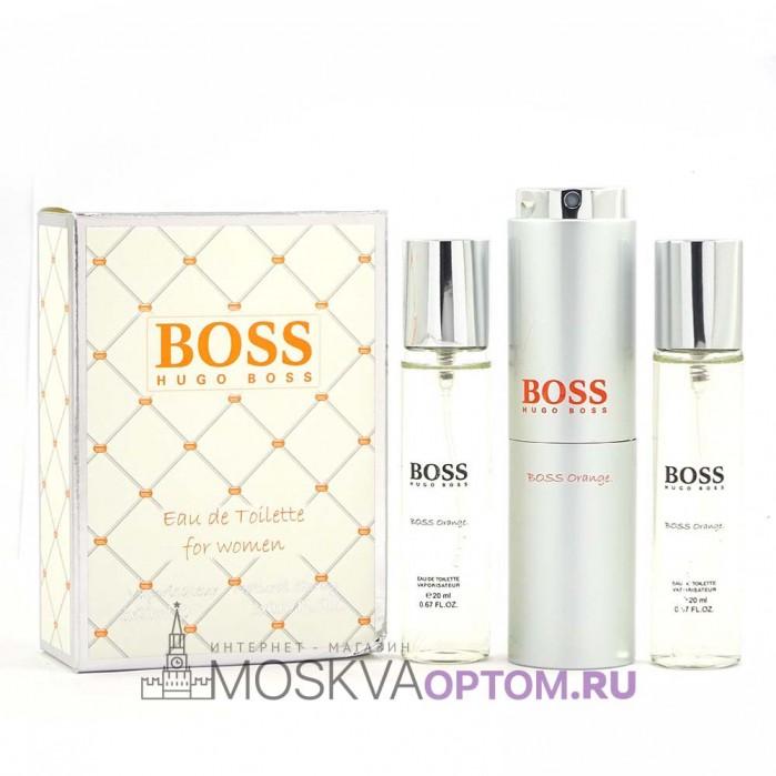 Hugo Boss Orange 3х20ml