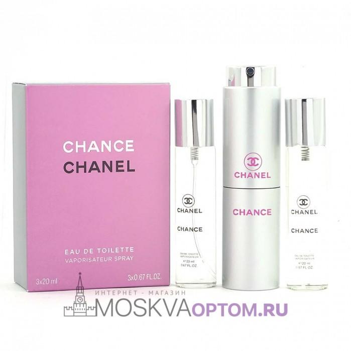 Chanel Chance женский 3х20ml
