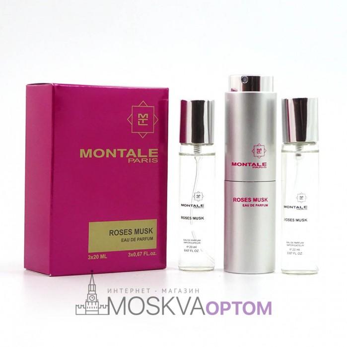 Montale Roses Musk женский 3х20ml