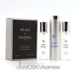 Chanel Bleu De Chanel мужской 3х20ml