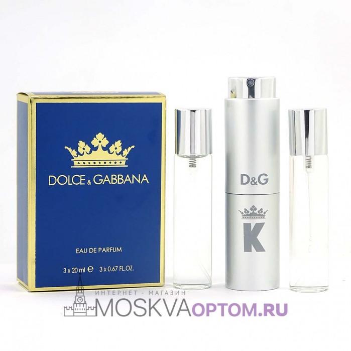 Dolce & Gabbana by K мужской 3х20ml