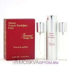 Maison Francis Kurkdjian Baccarat 540 Extrait de parfum унисекс 3х20ml