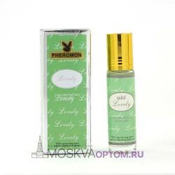 Масляные духи с феромонами Al Rehab Lovely 10 ml