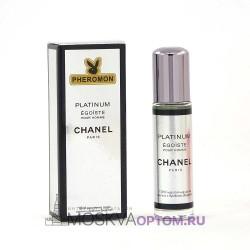 Масляные духи с феромонами Chanel Platinum Egoiste Pour Homme 10 ml