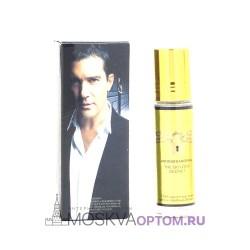 Масляные духи с феромонами Antonio Banderas The Golden Secret 10 ml