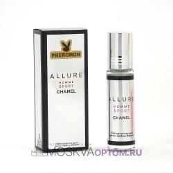 Масляные духи с феромонами Chanel Allure Homme Sport 10 ml