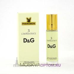 Масляные духи с феромонами Dolce & Gabbana 3 L'Imperatrice 10 ml