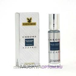 Масляные духи с феромонами Azzaro Chrome 10 ml