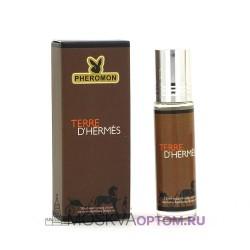 Масляные духи с феромонами Hermes Terre D'hermes 10 ml