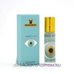 Масляные духи c феромонами Kenzo World 10 ml