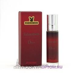 Масляные духи с феромонами Christian Dior Fahrenheit 10 ml