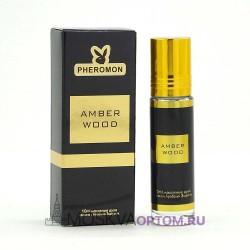 Масляные духи с феромонами Ajmal Amber Wood 10 ml
