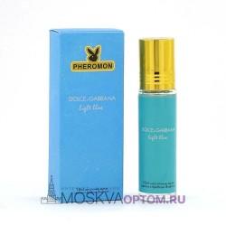 Масляные духи с феромонами Dolce & Gabbana Light Blue 10 ml