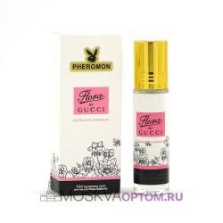 Масляные духи с феромонами Gucci Flora by Gucci Gorgeous Gardenia 10 ml