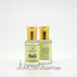 Масляные духи Dolce & Gabbana 3 L`imperatrice