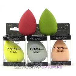 Спонж для макияжа MAC мульти-блендер PUFF (в ассортименте)