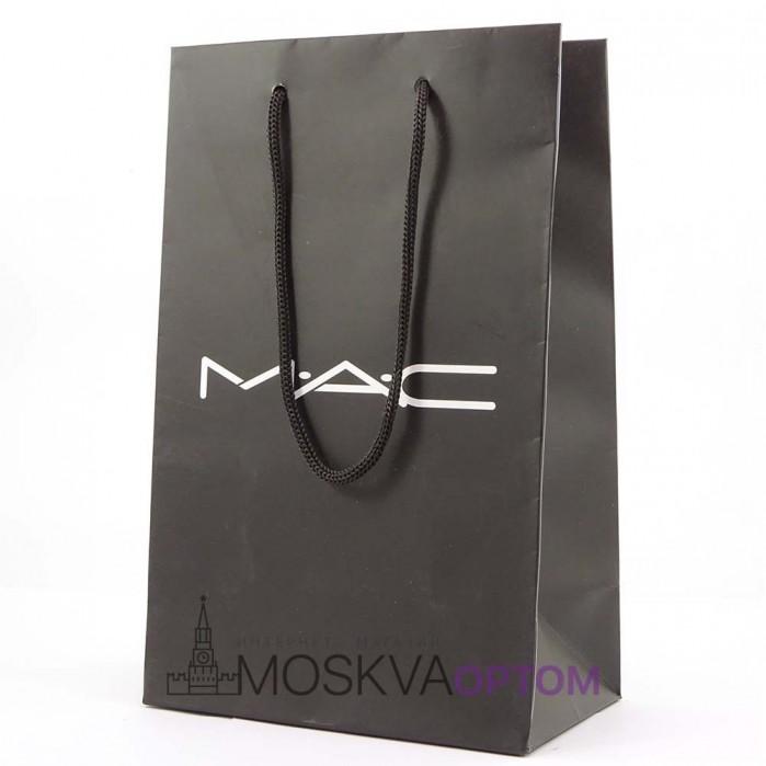 Пакет подарочный MAC (15*23)