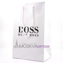 Пакет подарочный Hugo Boss (15*23)