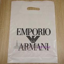 Полиэтиленовый подарочный пакет Emporio Armani (40*30)