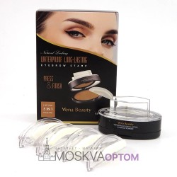 Штамп для бровей Vena Beauty 3 в 1