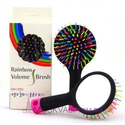 Расческа Rainbow Brush для объема