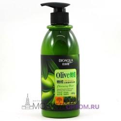 Шампунь для волос BioAqua Olive с маслом оливы