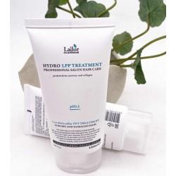 Восстанавливающая маска для сухих и поврежденных волос L'ador Eco hydro LPP treatment