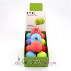Бальзам для губ EOS 8 шт (в ассортименте)