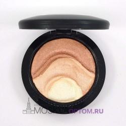 Бронзер- хайлайтер MAC Mineralize Skinfinish Poudre De Finition NC400