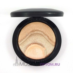 Бронзер- хайлайтер MAC Mineralize Skinfinish Poudre De Finition NC500