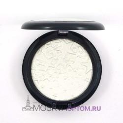 Компактная пудра с эффектом сияния MAC Opalescent Powder: Soft Frost