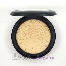Компактная пудра с эффектом сияния MAC Opalescent Powder: Warm Gold