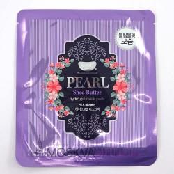 Тканевая маска с маслом ши и жемчужной пудрой Koelf Pearl & Shea Butter Mask