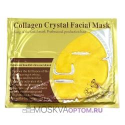 Коллагеновая маска для лица Collagen Crystal Facial Mask (золотая)