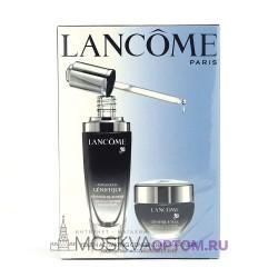 Набор крем для глаз + сыворотка Lancome Genifique 2 в 1