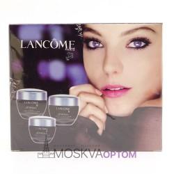 """Косметический набор кремов для лица Lancome """"Genifique"""" 3в1"""
