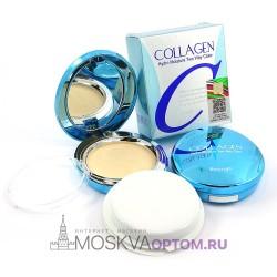Компактная пудра Collagen Premium Hydro