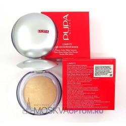 Пудра запеченная Pupa Luminys Baked Face Powder № 2 (LUXE)