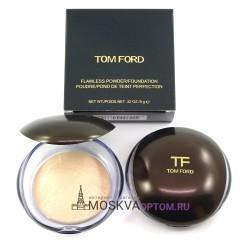 Пудра запеченная Tom Ford Flawless Powder Foundation № 4