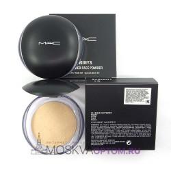 Пудра запеченная MAC Luminys Silk Baked Face Powder № 3 (LUXE)