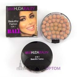 Шариковые румяна Huda Beauty Beautiful Fashion 3в1 (3 шт без упаковки)