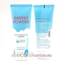 Очищающая пенка 3 в 1 с содой Etude House Baking Powder Pore Cleansing Foam 160 мл