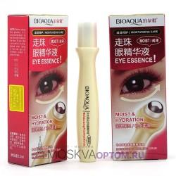 Сыворотка роллер для век и области вокруг глаз BioAqua Bright Eyes Essence