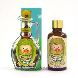 Сыворотка Eflzavecca Farmer Piggy Jojoba Oil 100% с маслом жожоба