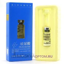 Ампульная эссенция для лица BioAqua Hyaluronic Acid с гиалуроновой кислотой