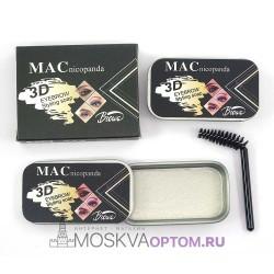 Воск для укладки бровей MAC Nicopanda 3D Eyebrow Styling Soap