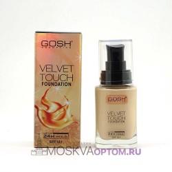 Тональный крем Gosh Velvet Touch Foundation (тон № 401)