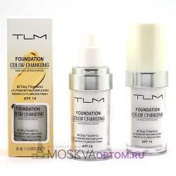 Тональный крем TLM Foundation Color