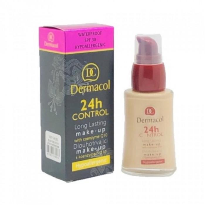Тональный крем DERMACOL 24h Control Make-Up (тон № 4)